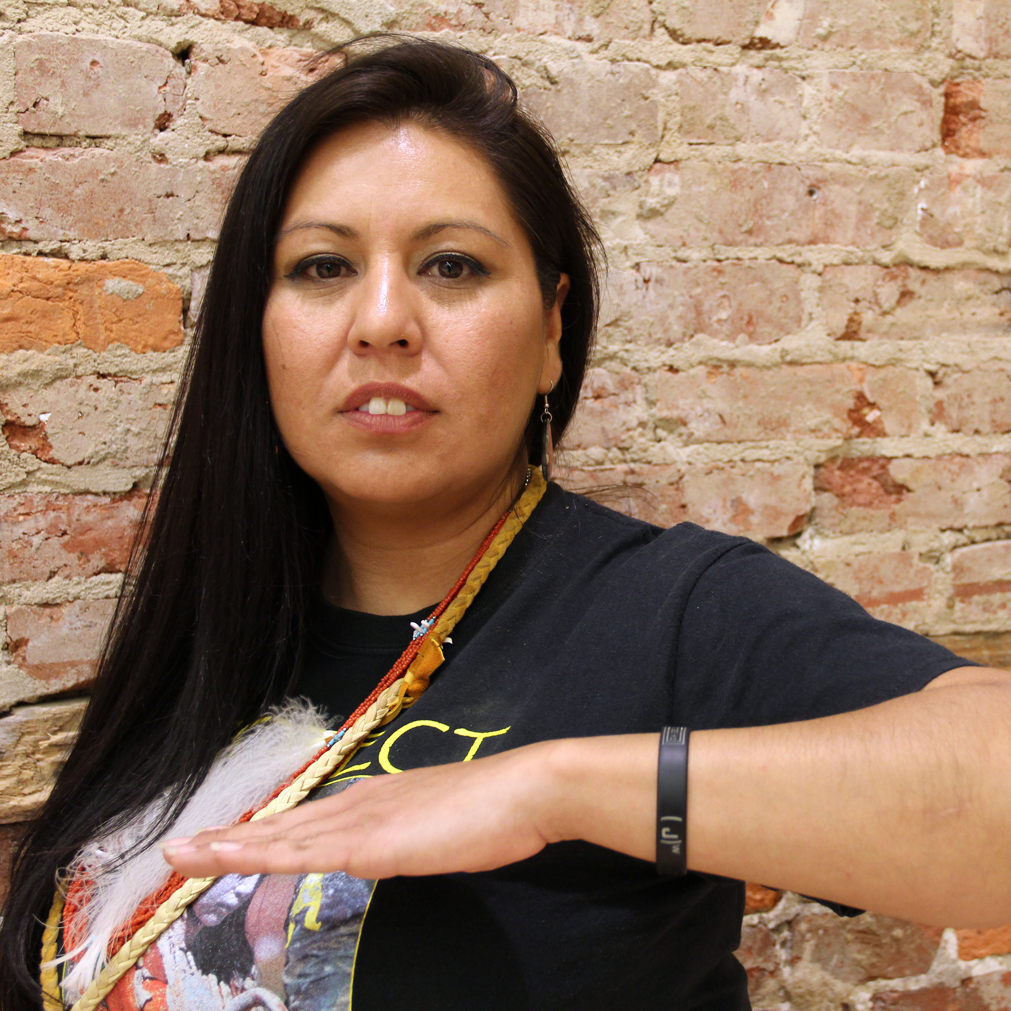 Vanessa is a member of  Apache Stronghold , a partner of the  Poor People's Campaign: A National Call for Moral Revival .