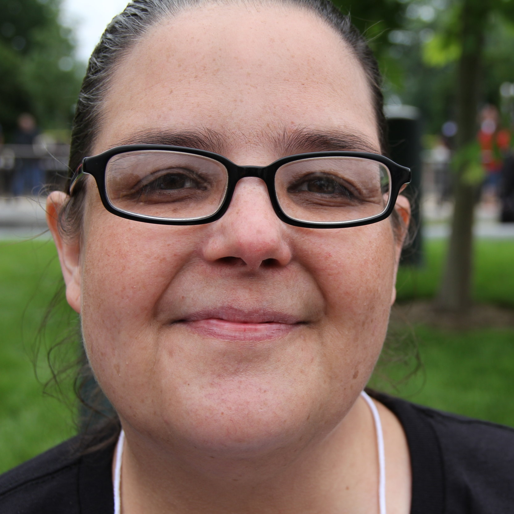Valerie Jean is with the Michigan Welfare Rights Organization, a partner of the  Poor People's Campaign: A National Call for Moral Revival .