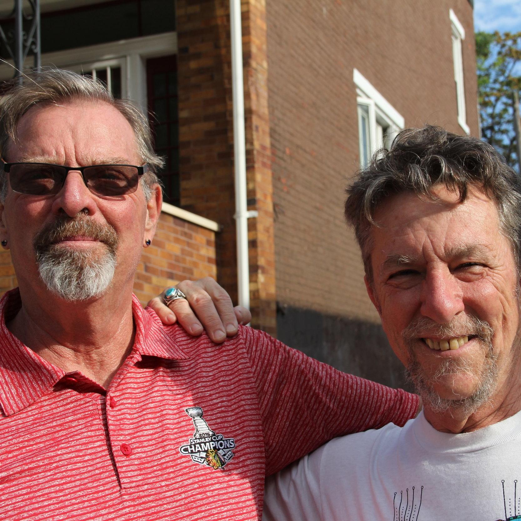Bruce Parry & Marc Steiner.JPG