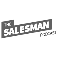 The Salesman Podcast B&W.png