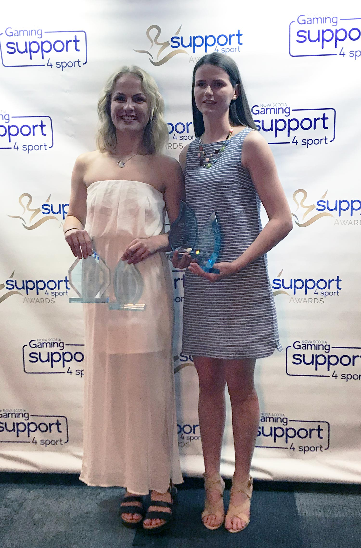 OVERALL FINALISTS – Support4Sport Team of the Year for sailing achievements in 2017 (May 2018)