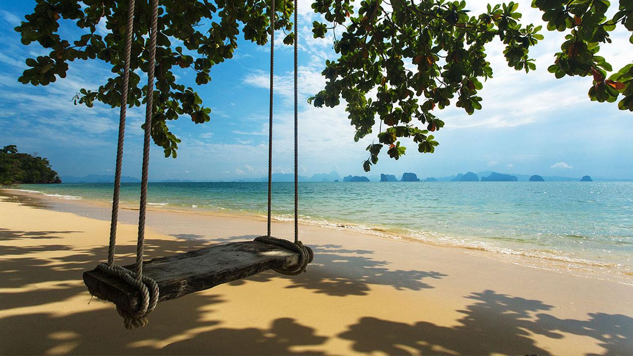 koh yao noi island swing