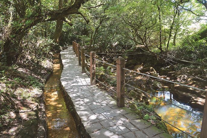 TAIPEI AUTUMN 2018 Vol.13 Enjoy the Cool Fall Air Along Mountain Paths Taipei Hiking Trails.jpg