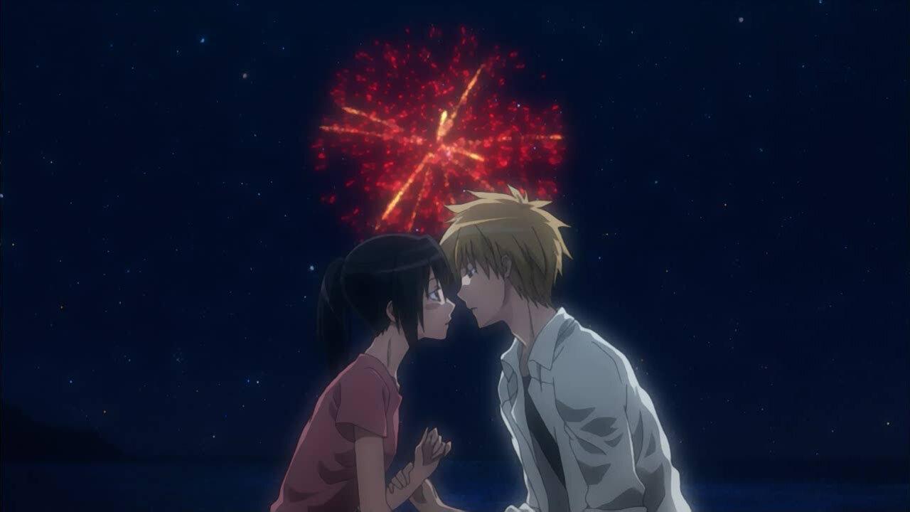 Misaki_and_takumi_attending_to_kiss.jpg