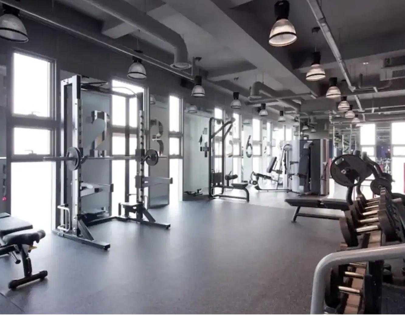 Facilities: Gym (Copy)