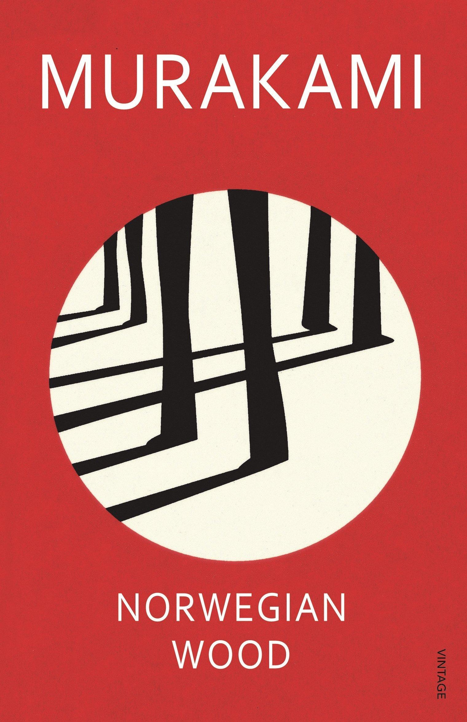 Norwegian wood book cover