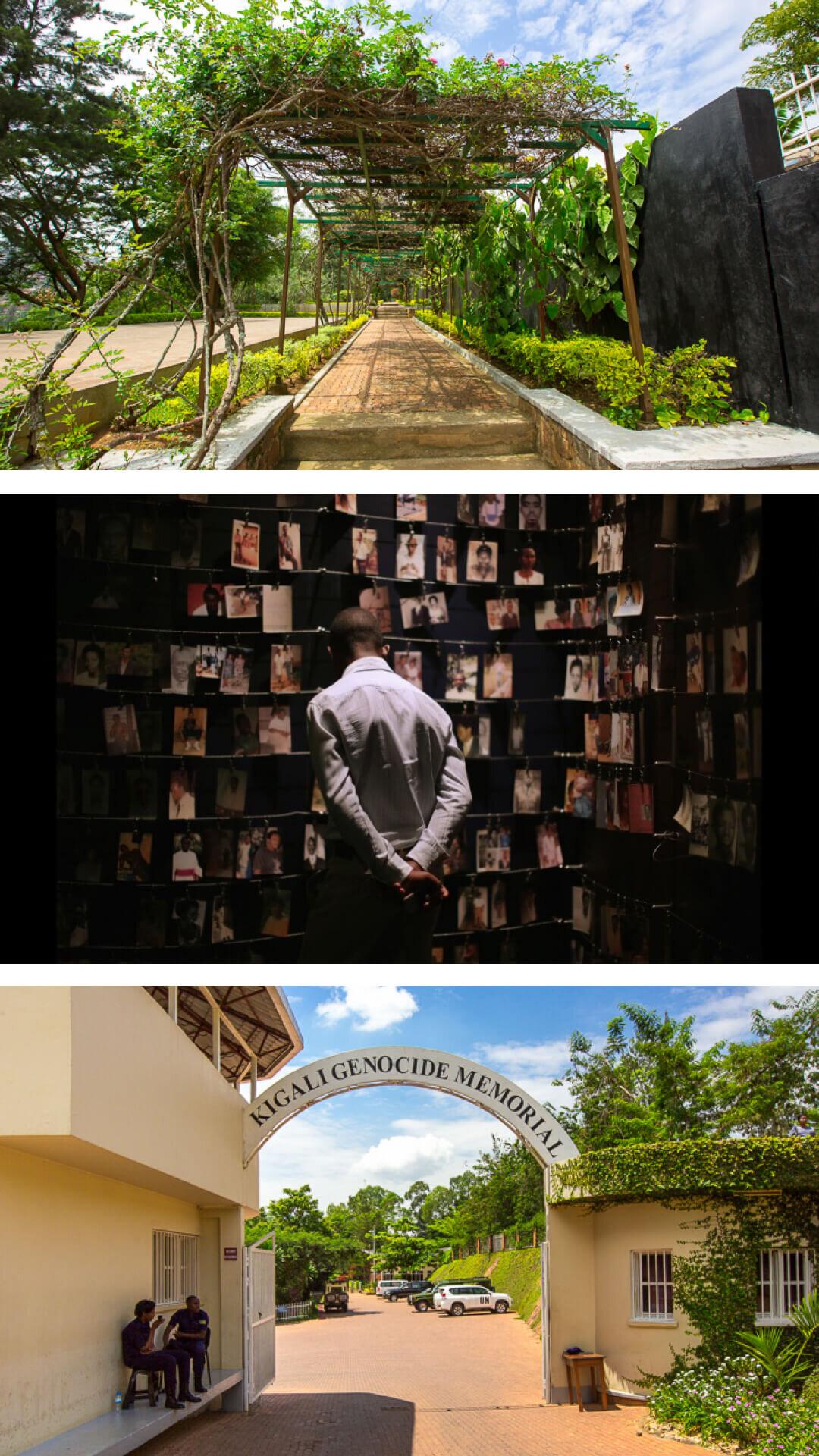 7.Visit the Kigali Genocide Memorial