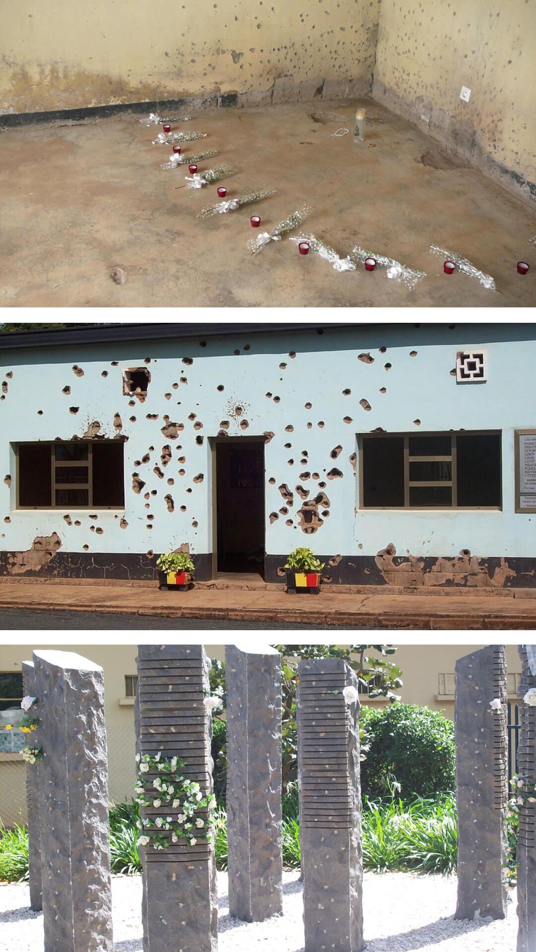 8.Visit the Camp Kigali Memorial