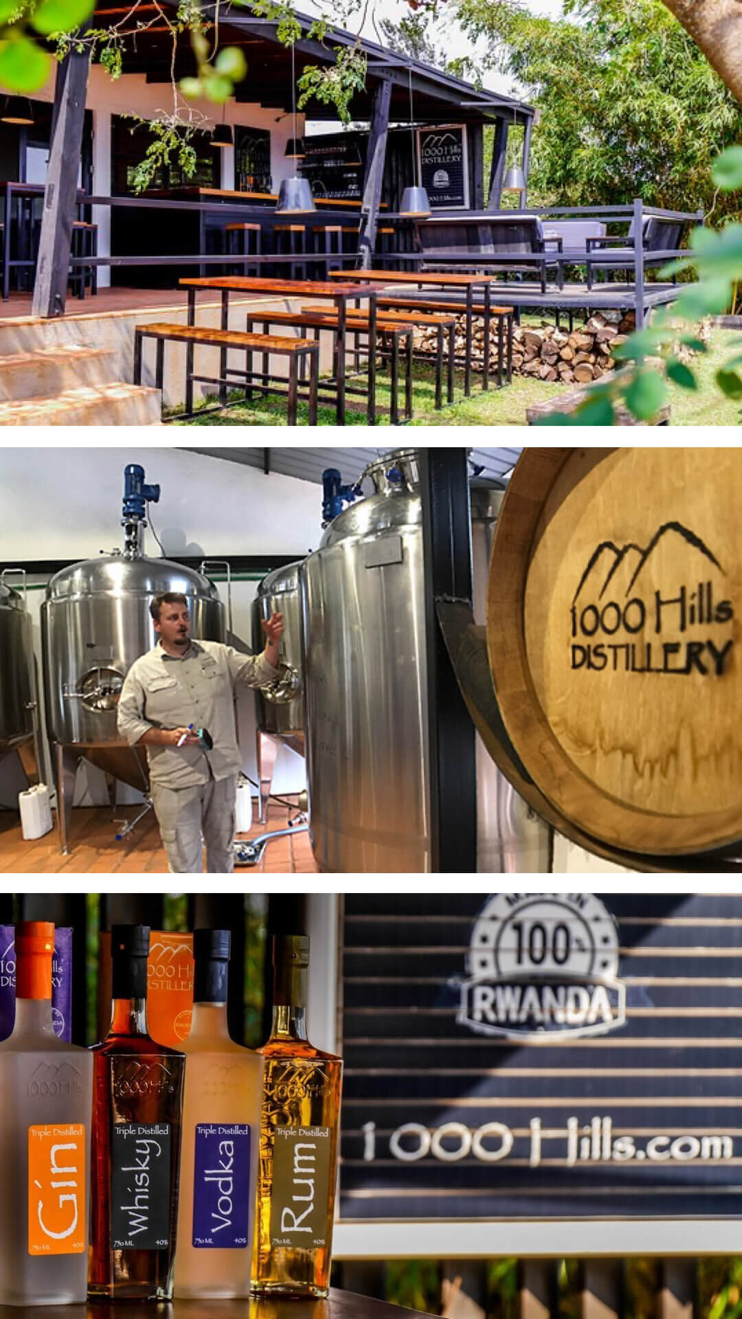 27.Take a tour of 1000 Hills Distillery