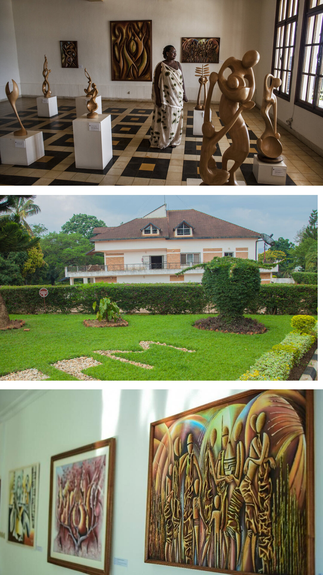 16.AND then pay a visit to the rwanda art museum