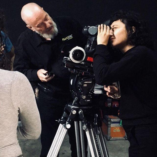 ¡Esta fue nuestra práctica de 35mm con los alumnos de cinefotografía! Gracias a @cttexp formamos el equipo perfecto con nuestra gran comunidad de futuros cineastas para seguir haciendo cine 🎥🙌🏻💪🏼. #ConvierteteEnLoQueSueñas #CasaNuevosCineastas #HagamosCine #CTT #FacultadDeCine