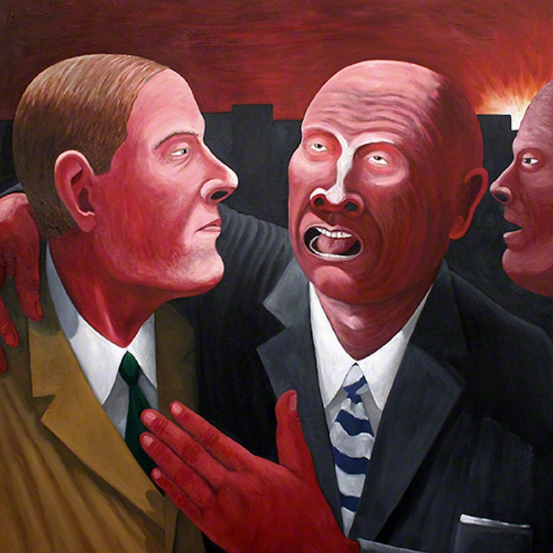 Three Men - 2010