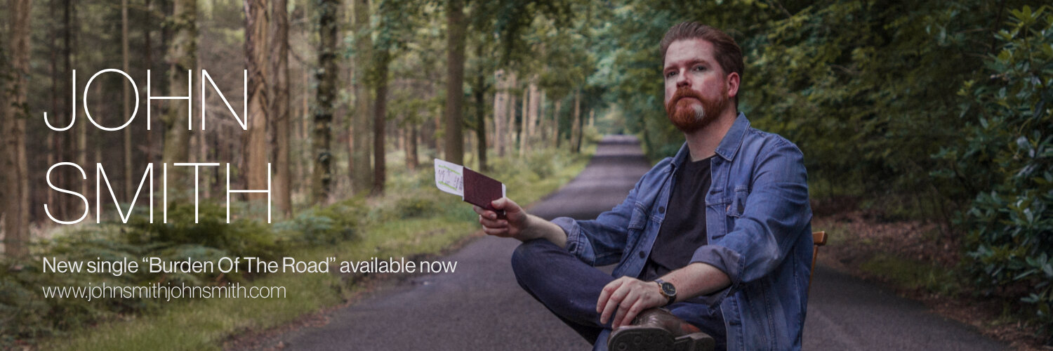 John Smith Burden Of The Road Available Now