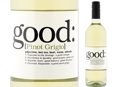 Casa Liliana Good : Pinot Grigio 2016 - A sweet wine with thins of green apple, citrus with a wonderful floral aroma.Food Pairings: Sushi, Arugula Salad, White Fish, Tapas Plates$10.99