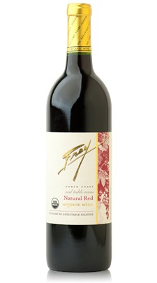 Frey Natural Red NV North Coast - A Blend of Carignane, Zinfandel, and Syrah. Vibrant with a crisp, berry finish.Food Pairings: Red Pasta, Pizza, Perfect Table Wine$10.99