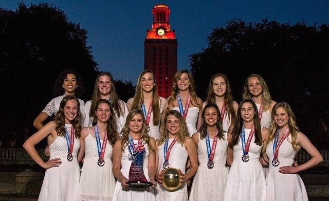 The UT Tower shined orange on Tuesday, May 8, 2018 in celebration of National Championship titles earned by four Sport Cubs.  Congratulations to Longhorn Powerlifting, UT Fencing Club, UT Women's Volleyball Club, and Texas TaeKwonDo...  Read More