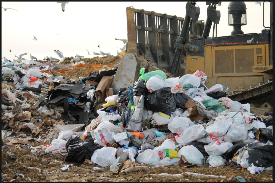 landfill photo by the city of Austin
