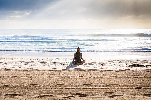 Massachusetts studio for guided and beginner meditation