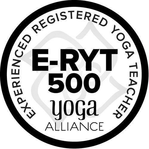 Yoga alliance registered yoga teacher