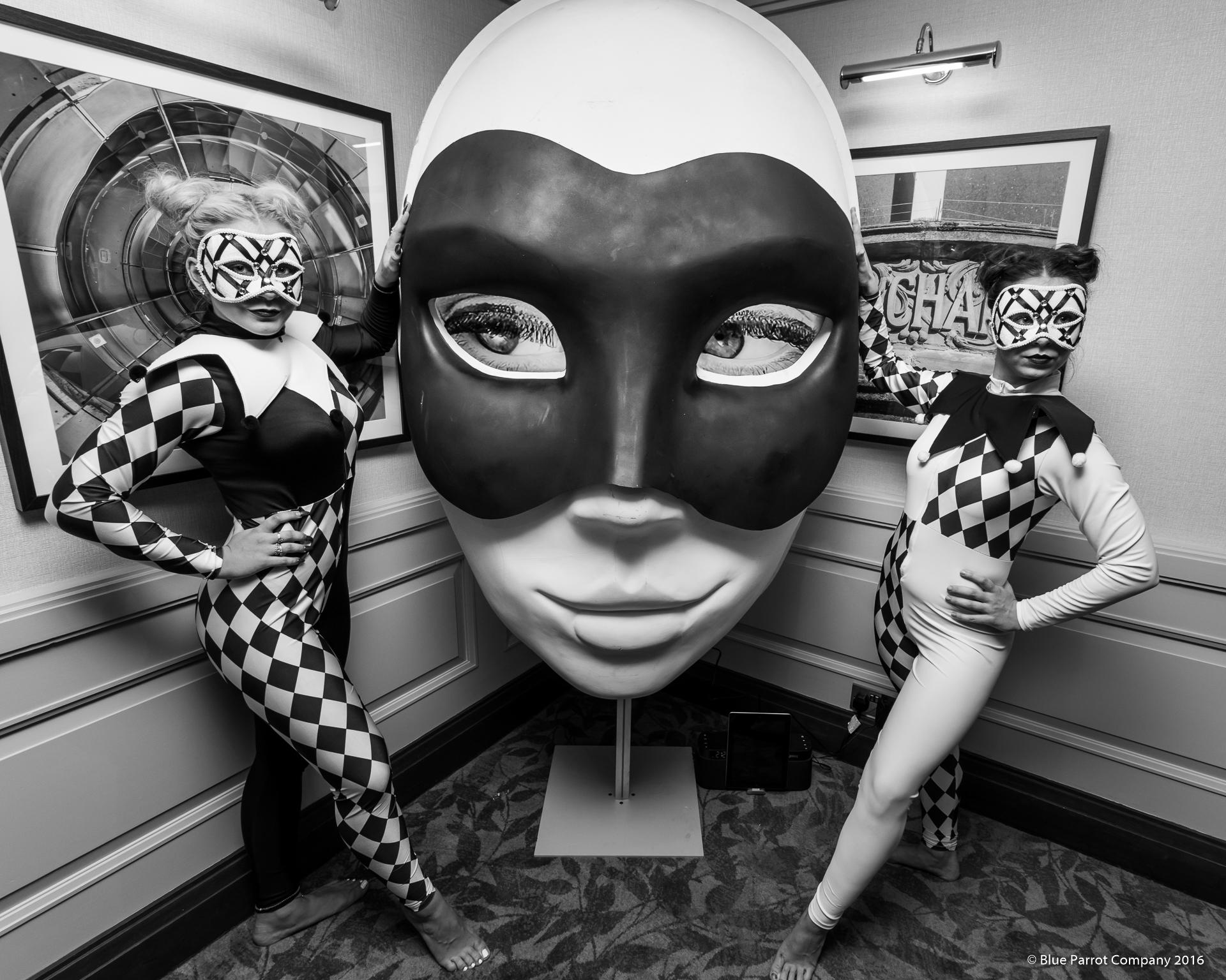 Interactive Eyes Mask