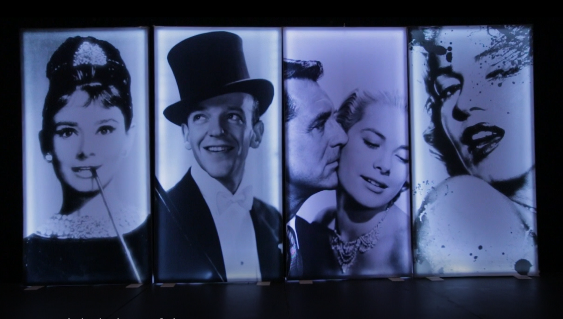 Hollywood Light Panel