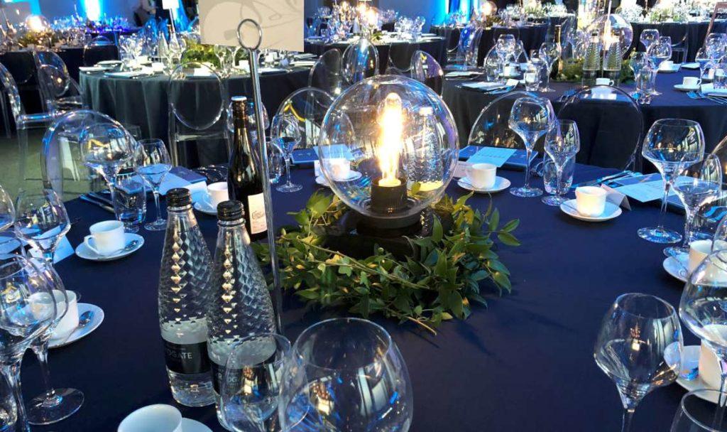 Bright Idea Table Centre