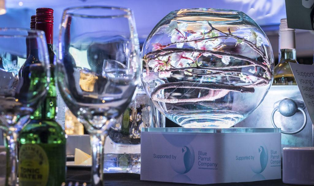Blossom Fishbowl Centrepieces