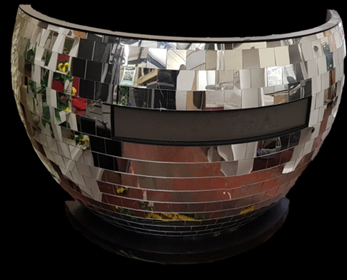 Mirror Ball Booth
