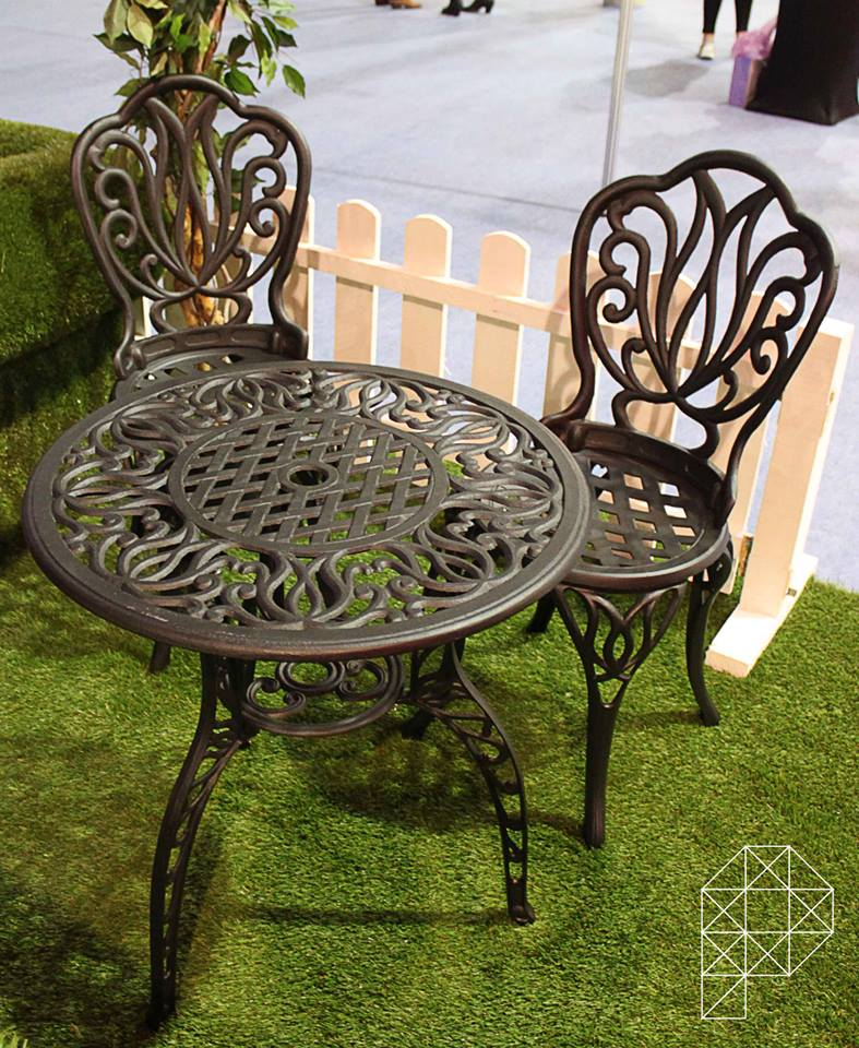 Bistro Style Table and Chairs