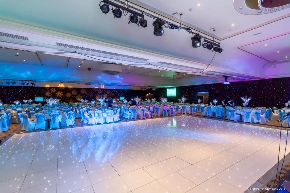 Dancefloors for hire Scotland