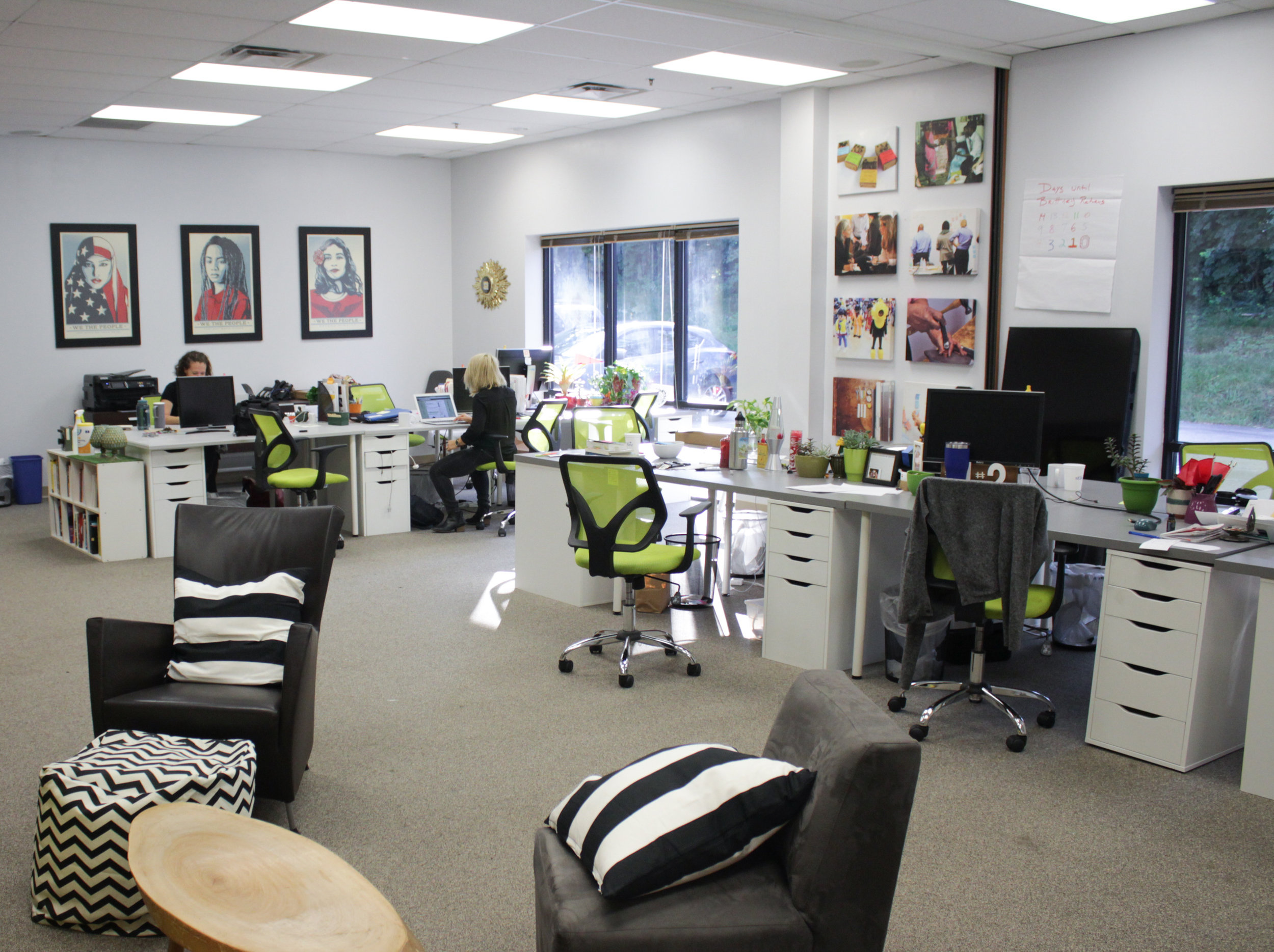 Design Impact's offices at Starfire