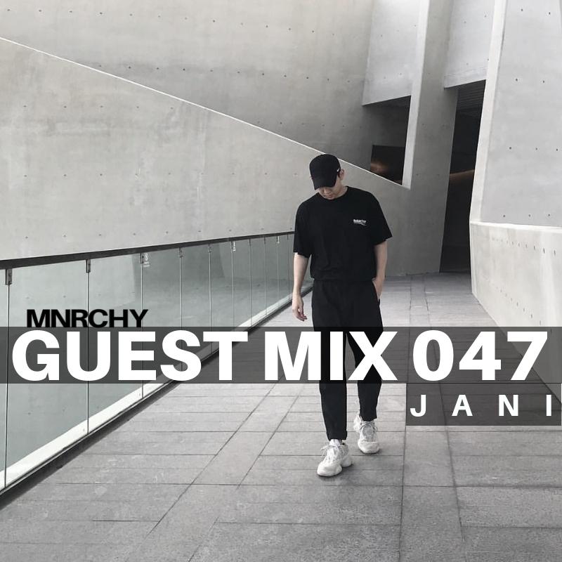 047 -  JANI    SEOUL, SOUTH KOREA    GENRE  R&B / HIP HOP  RUN TIME  52:12