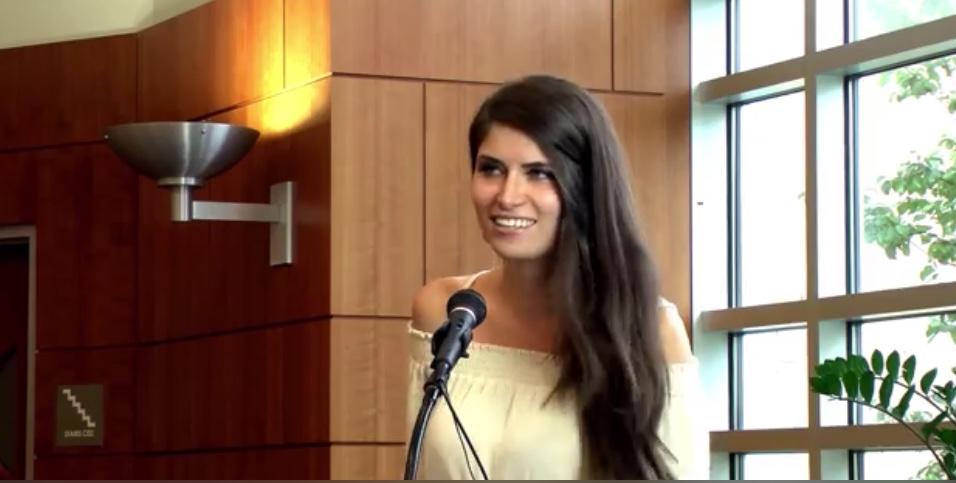 Luisa Muradyan:Poet and Educator -