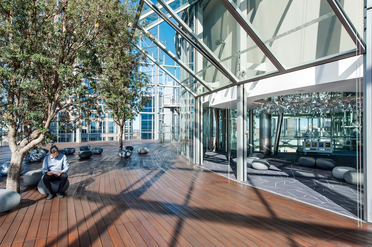 Bloomberg Sydney Office