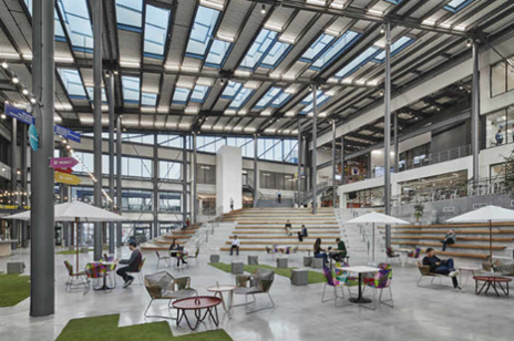 Unilever North America Headquarters    one of the world's most sustainable corporate buildings for one of the world's most sustainable companies