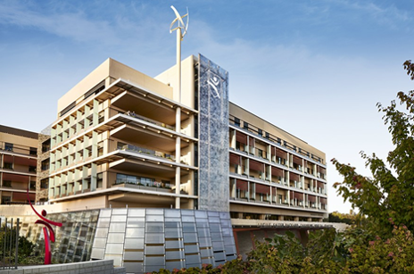 Lucile Packard Children's Hospital Stanford    a hospital that reduces carbon emissions by nearly 90% compared to the US average