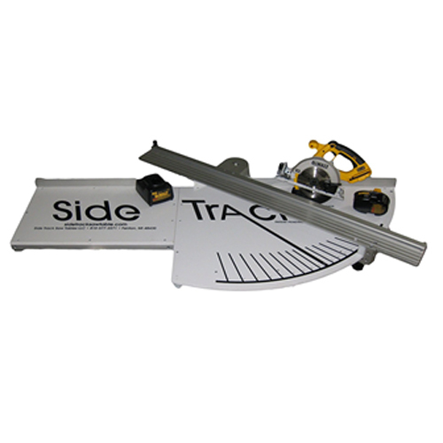 Side Track Table Saw