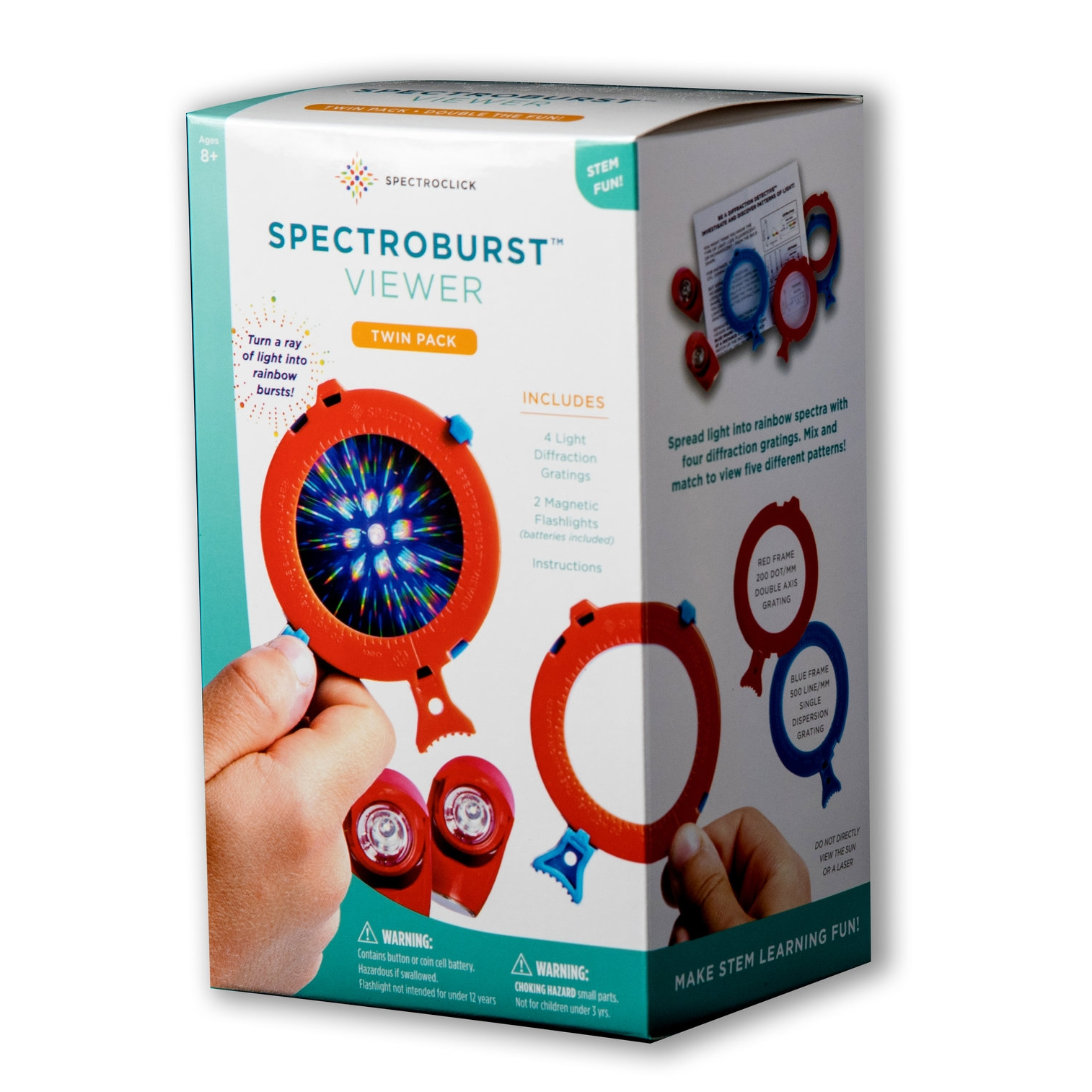 Spectroburst Viewer