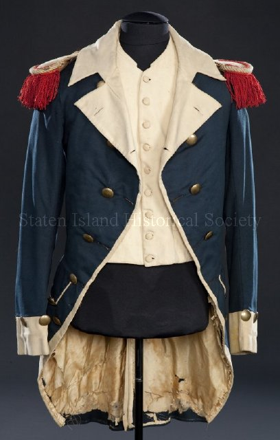 Military Uniform, ca. 1850-1880