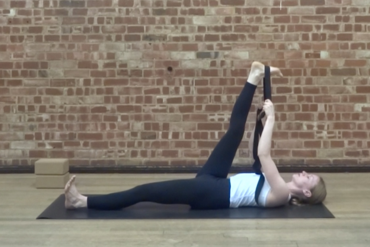 HAMSTRINGS AND ADDUCTORS  A class for tight hamstrings and inner thigh muscles, warm up, strengthen and stretch out.