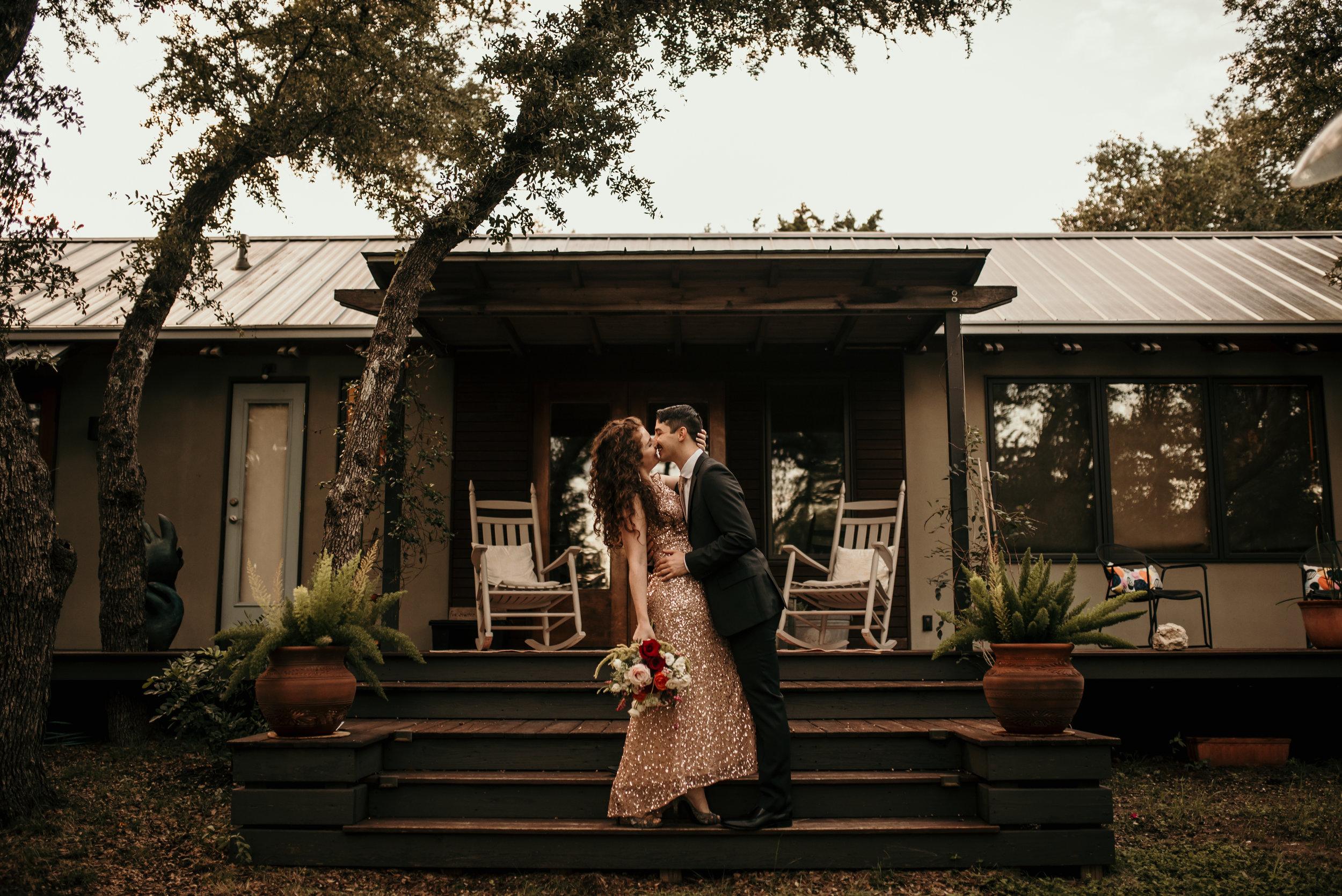 Nikki + mark's texas sunrise elopement -