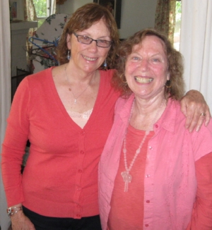 Diane & Naomi, 2014 Oakland.JPG