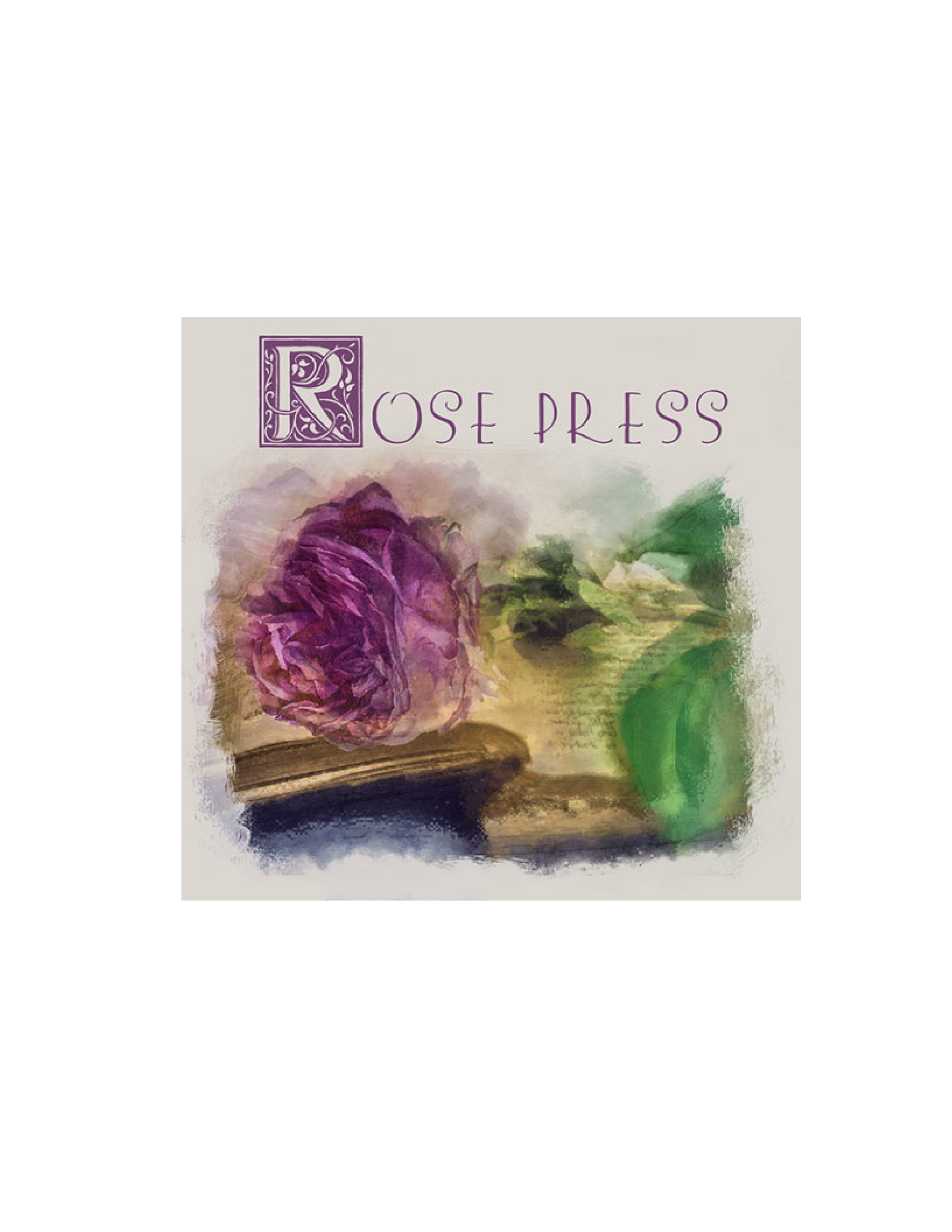 And do check out - ROSE PRESS ~ Books to bring you home to yourself. See the Rose Press collection