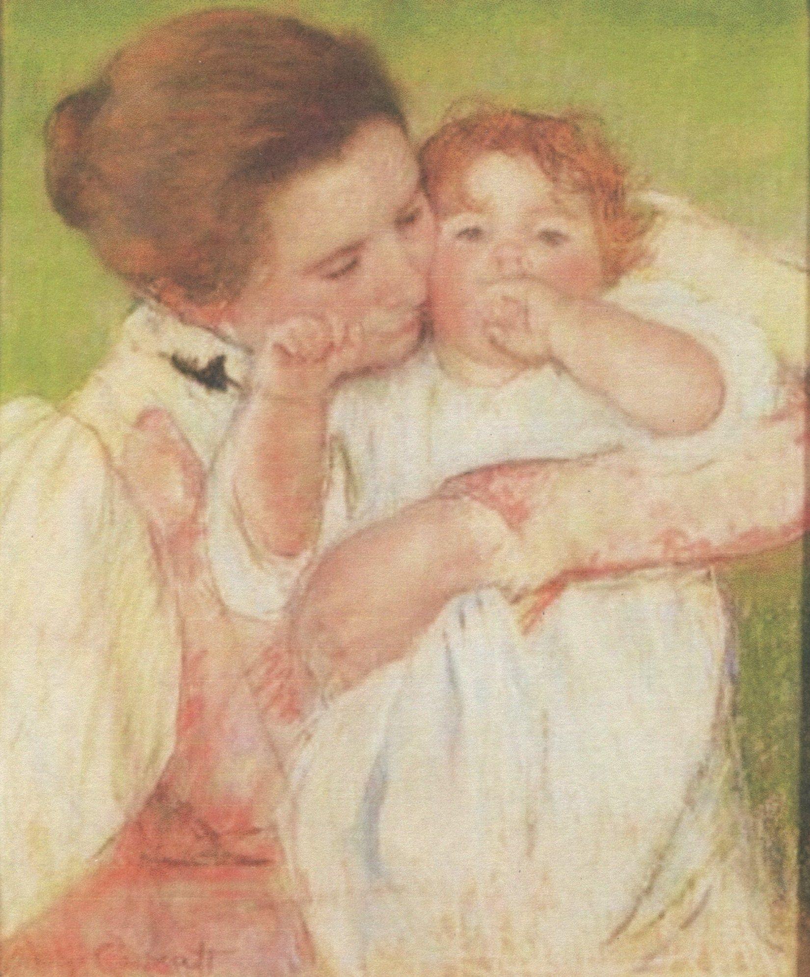 Mary Cassatt, Mother and Child, 1897.jpg