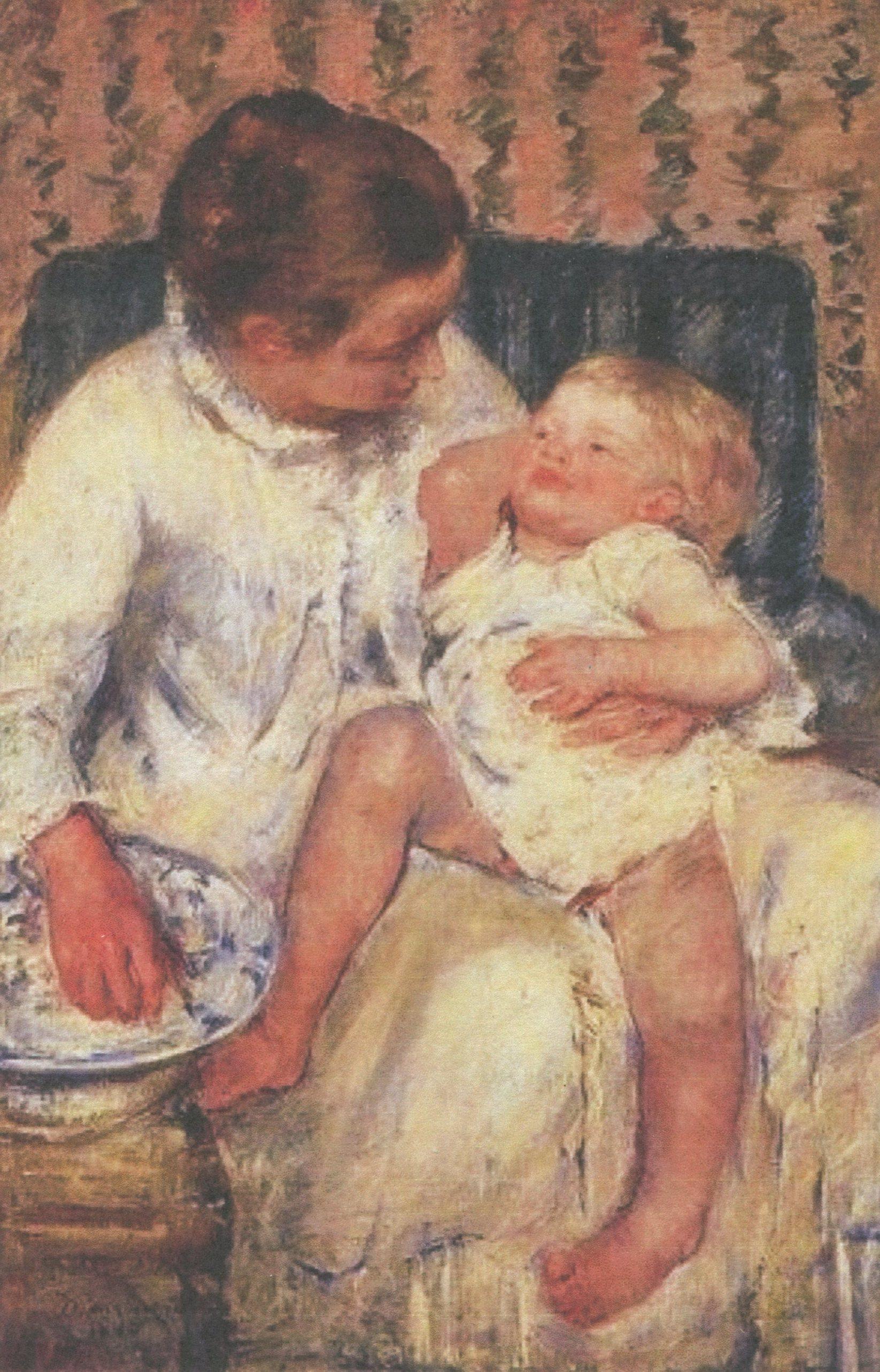 Mary Cassatt, The Child's Bath.jpg