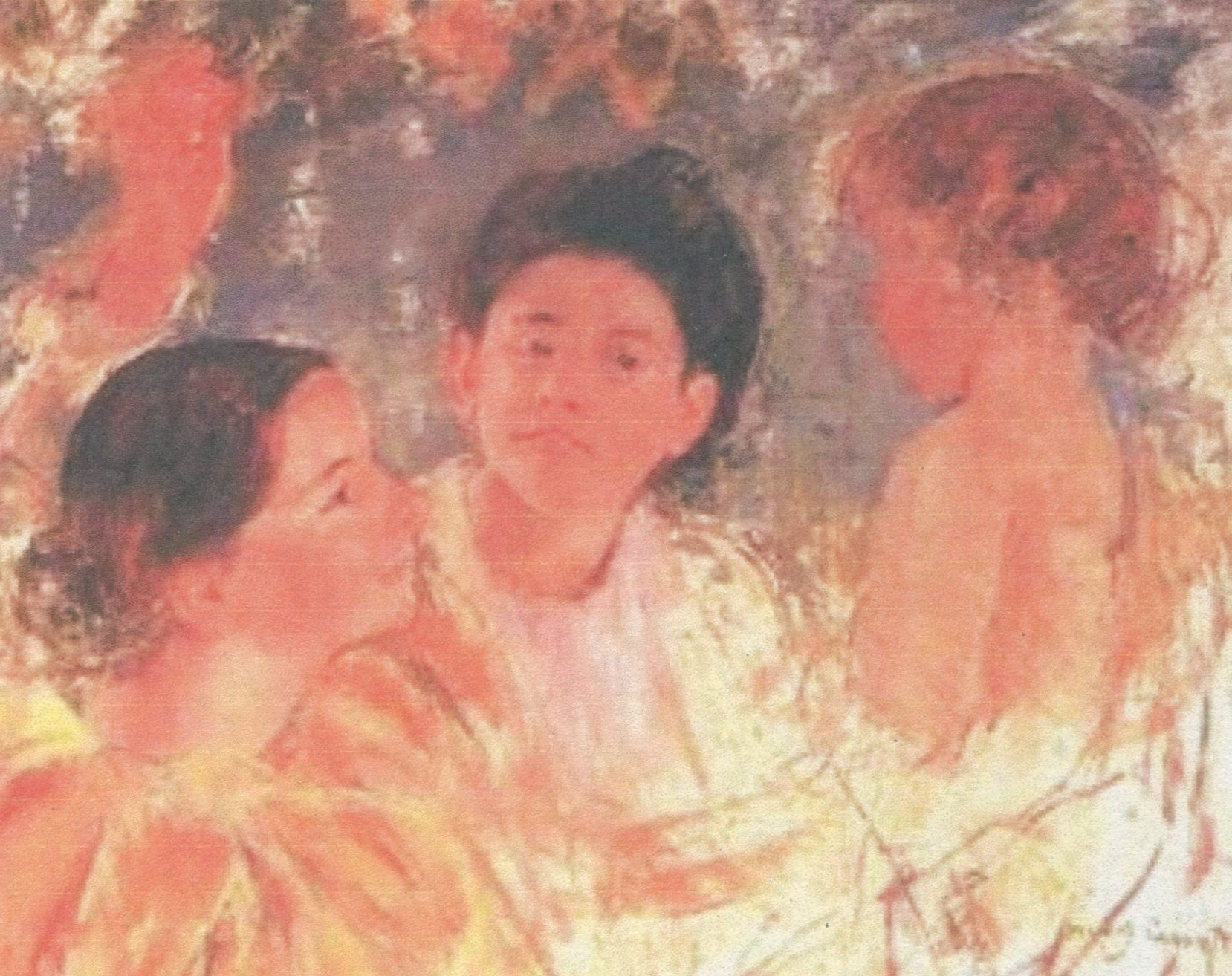 Mary Cassatt, Two Young Girls with a Child.jpg