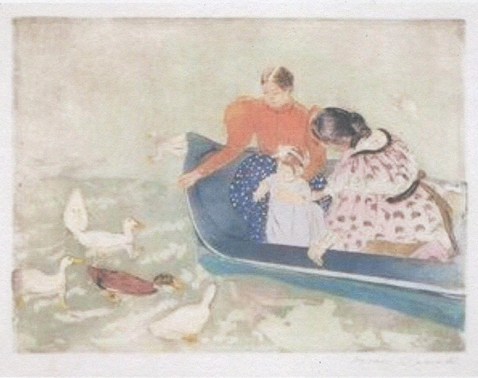 Mary Cassatt, Feeding the Ducks, 1895.jpg