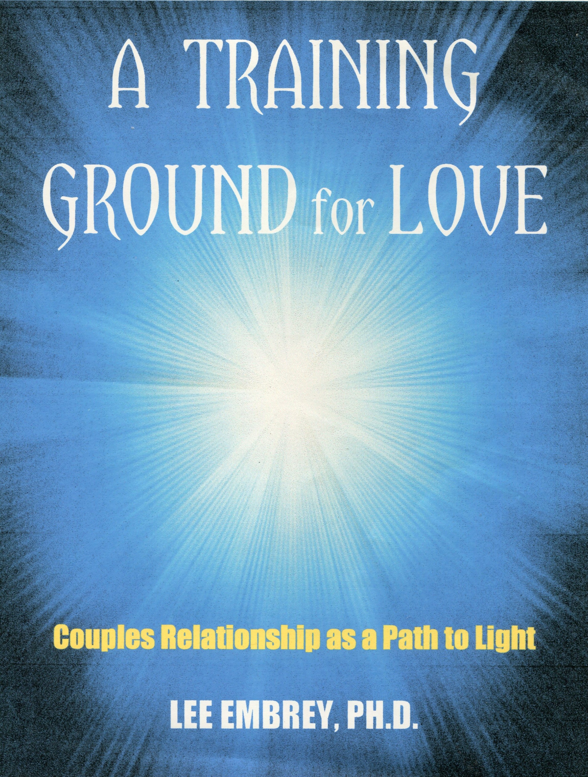 Self-publishing - Training Ground for Love.jpg