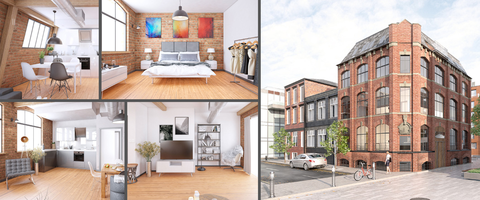 Manchester - Guide Price from: £158,340 - 6% rental income (SOLD OUT))