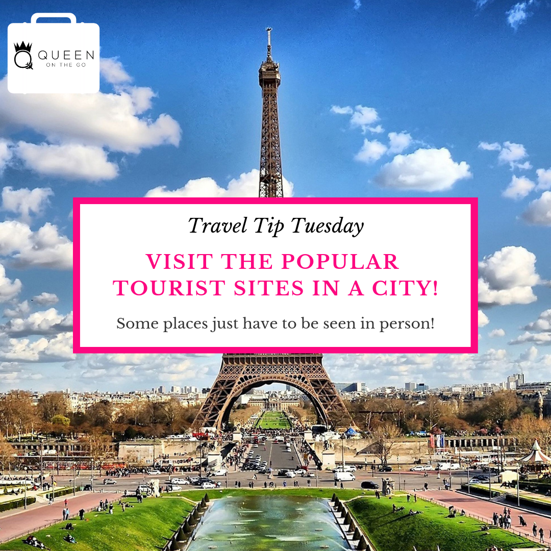 - Travel Tip Tuesdays will give you expert advice on how to plan and save on your next trip.